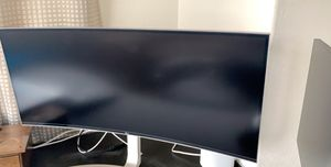 """LG 38"""" IPS monitor w/extended warranty for Sale in Aurora, CO"""