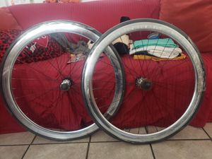 Chrome wheelset for Sale in Los Angeles, CA