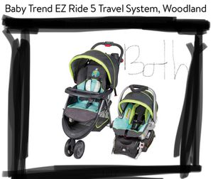 Stroller and car seat and base for Sale in Rotterdam, NY