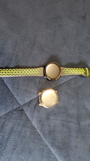 Samsung Galaxy watch with a case for Sale in Buffalo, NY