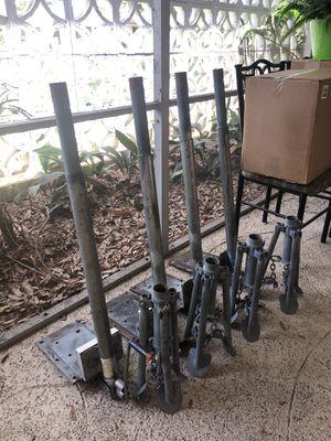 RV Titan Camper Jacks Set of 4 Slide Room Jacks for Sale in Maitland, FL