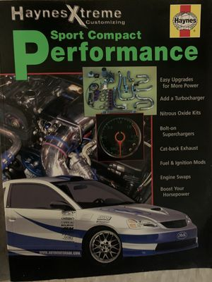 Haynes performance book for Sale in Surprise, AZ