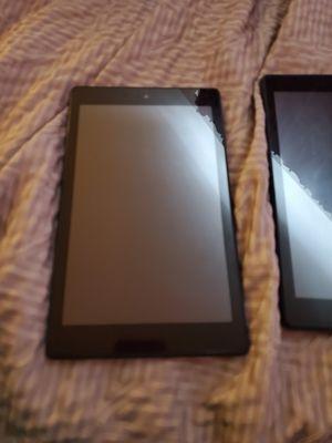 Amazon fire 7 kids tablets (3) for Sale in El Mirage, AZ