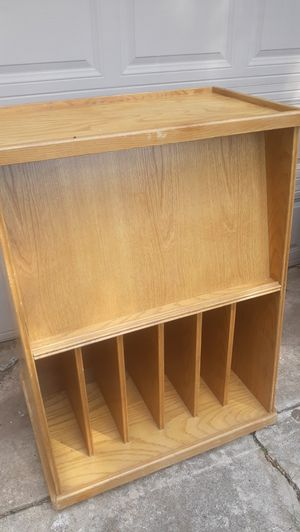 Tv record stand for Sale in Norman, OK