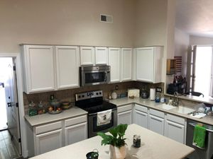 Kitchen Cabinet Painting for Sale in Chandler, AZ