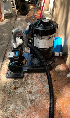 Pool filter for Sale in Fort Lauderdale, FL