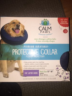 Protective collar for dog for Sale in Mt. Juliet, TN