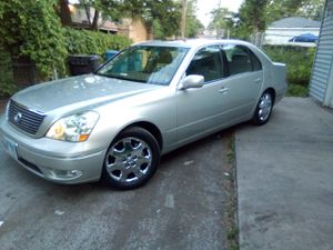 2003 Lexus Ls 430 for Sale in Harvey, IL