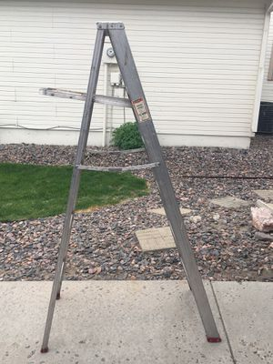 6' Aluminum Ladder for Sale in Lakewood, CO
