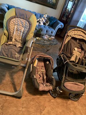 Baby items, baby car seat and stroller for Sale in Port St. Lucie, FL