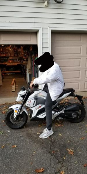 Motorcycle- 50cc Icebear MAXX for Sale in Westborough, MA