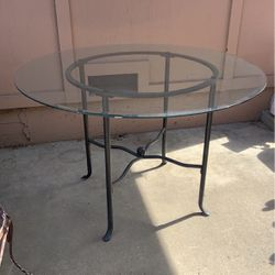 Glass Table for Sale in Livingston,  CA