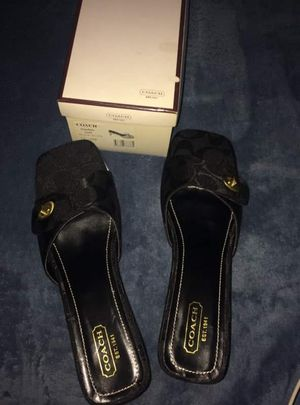 COACH Sandals for Sale in Winston-Salem, NC