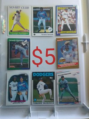 BASEBALL CARDS for Sale in El Monte, CA