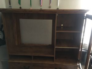 Tv stand for Sale in San Jacinto, CA