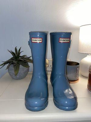 HUNTER RAIN BOOTS for Sale in Virginia Beach, VA