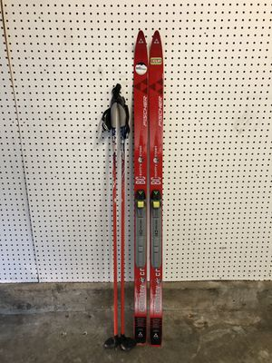 Kids Fisher Cross Country Skis with Boots for Sale in Lake Stevens, WA