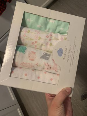 Baby flannel blankets for Sale in Corona, CA