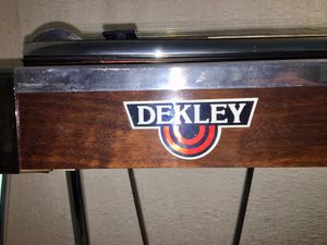 Dekley Pedal Steel Guitar (Jim Mesi Owned) Sk103-2 for Sale in Sandy, OR