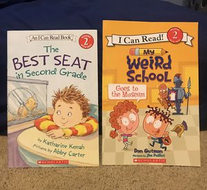 Kids books level 2 - I can read for Sale in El Monte, CA