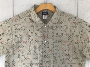 Patagonia Mens Shirt M Hawaiian Organic Cotton Medium Aloha Camisa for Sale in Orange, CA