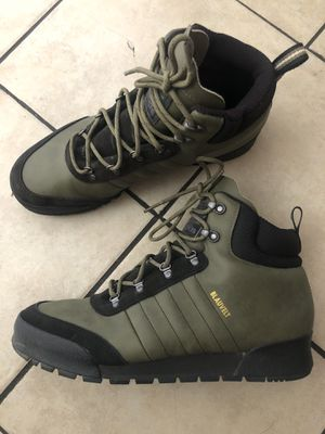 Sz 12/11adidas hiking boots for Sale in El Monte, CA