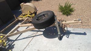 2017 INDUSTRIAL ÇAR TOW DOLLY for Sale in Buckeye, AZ