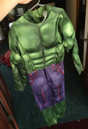 Hulk costume for Sale in Lemont, IL