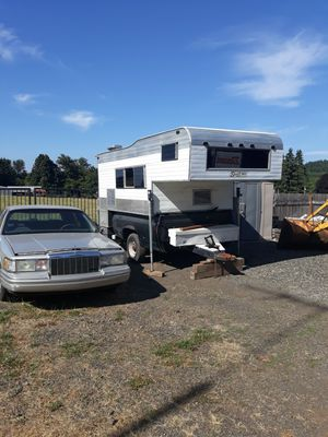 Hybrid Country Camper for Sale in Eagle Creek, OR