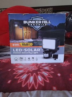 Bunker Hill LED solar Light for Sale in Manhattan Beach,  CA