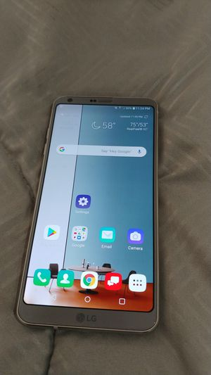 LG G6 like brand new Unlocked for Sale in San Diego, CA