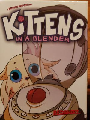 Kittens In A Blender Card Game for Sale in Waterloo, IA
