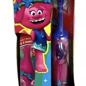 Trolls Electronic Toothbrush/toothpaste Set for Sale in Miami, FL