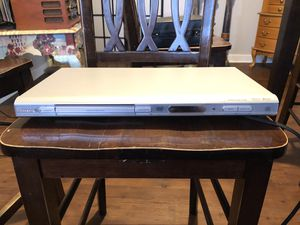 DVD Player with remote and case full of DVDs (about 300) for Sale in Tulsa, OK