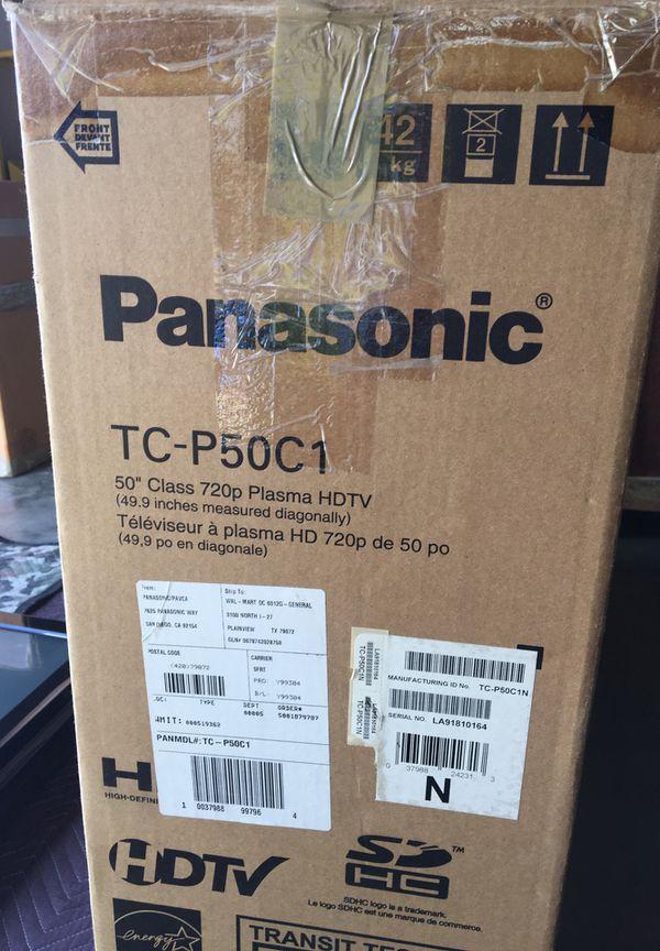 Tv Plasma (PANASONIC)