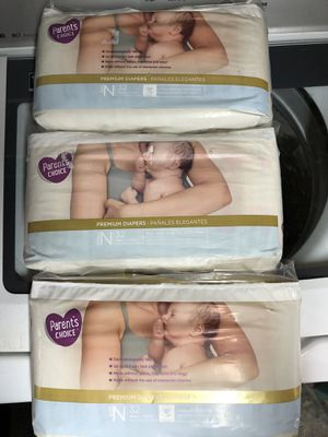 Diapers newborn for Sale in San Lorenzo, CA