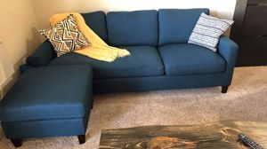 1 year old sofa in Excellent Condition! for Sale in Wenatchee, WA