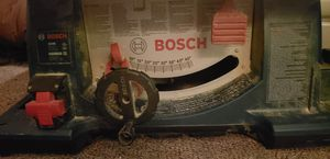 Bosch table Saw for Sale in Columbus, OH