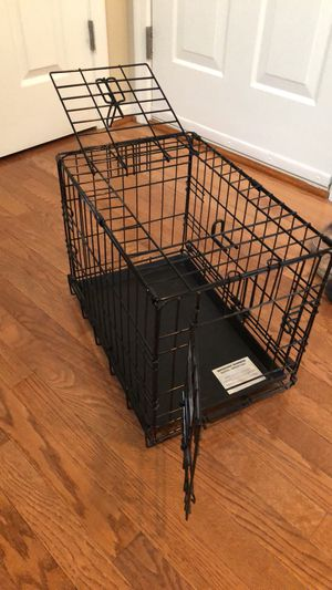 Two door dog crate for Sale in Hatfield, PA