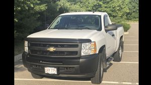 2010 Chevy Silverado work truck low miles for Sale in Dartmouth, MA