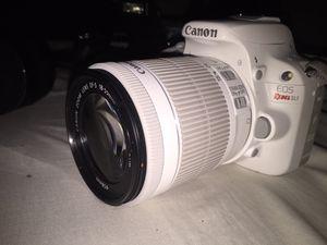 Cannon rebel camera for Sale in Odessa, TX
