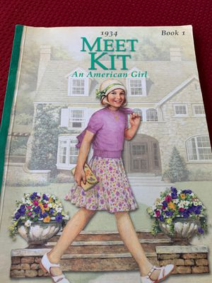 American Girl Doll book for Sale in Cape Coral, FL