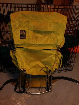 Himalayan metal frame hiking backpack for Sale in St. Cloud, FL