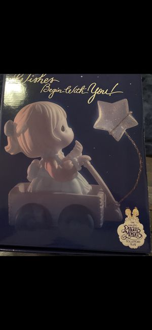 Precious moments wishes begin with you for Sale in Selinsgrove, PA
