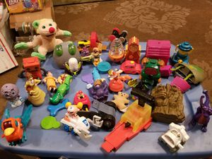 Bunch of collectible toys for Sale in Plant City, FL