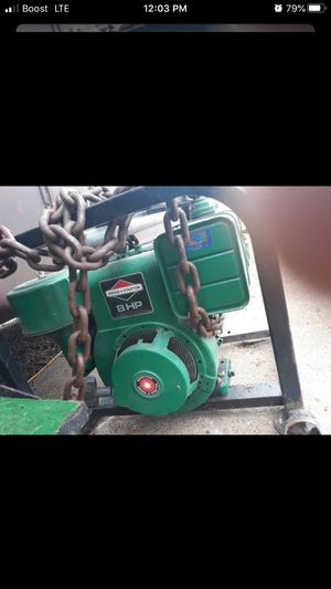 4000 watt coleman generator for Sale in Cleveland, OH