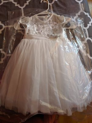 Dress for baptism, size 2 years. for Sale in Chicago, IL