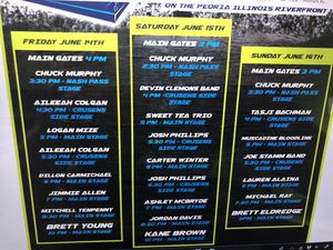 2 Tailgates N Tallboys Sunday VIP PASSES TIX for Sale in Peoria, IL