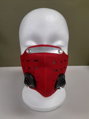 Washable Respirator Masks with Two Valves and Changeable Filter. Free Disposable Filter Included. for Sale in West Point, MS