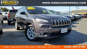 2014 Jeep Cherokee for Sale in Fresno, CA